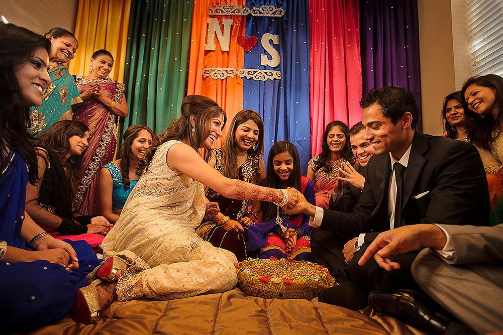 Khoba Khobi Muslim Wedding