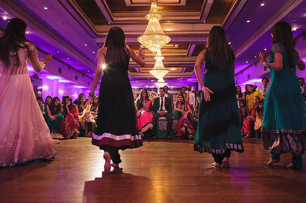 Sangeet wedding